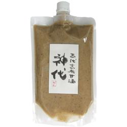 古代玄米甘酒 神代(500g)【9個以上で送料無料】