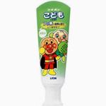 ◆【ハミガキ・歯磨き】ライオン こどもハミガキ メロン香味(40g)<医薬部外品>